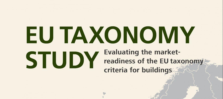EU-Taxonomie Marktstudie