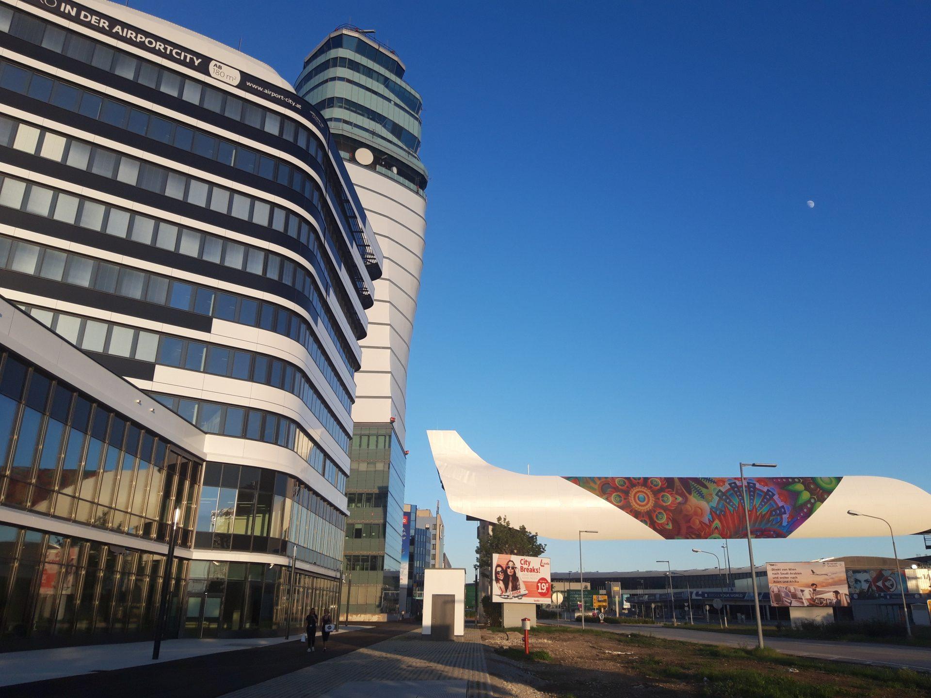 ÖGNI Platin und Kristall-Award für Office Park 4 Flughafen Wien